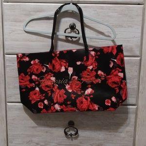 Victoria Secret Floral Tote Bag